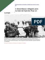 Blog 'Un Vallekano en Rumania - Un Vallekan În România'- Normandía. Un Desembarco Obligado Para Evitar La Victoria Total Del Ejército Rojo en Europa