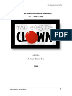 Taller de Clown-2 Sesiones
