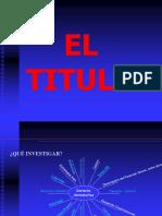 248491033-El-Titulo