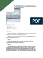 instruksi spektrometer