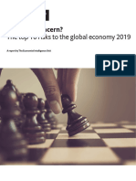 EIU Global Risks 2019