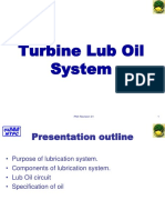 Turbine Lub Oil Sys