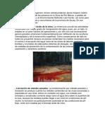 Impactos Que Genera Rio Blanco