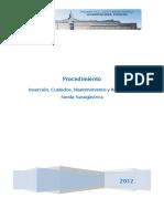 PG 3_9 Inserción, Cuidados, Mantenimiento y Retirada de Sonda Nasogástrica
