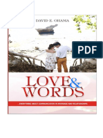 Love and Words