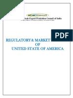 USA- Regulatory Market Profile Pharmexcil