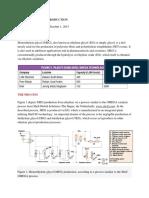 Ethylene Glycol Production