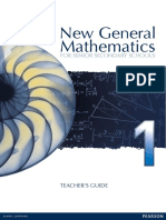 New General Mathematics for Secondary Schools 1 TG Full PDF(1)(1)