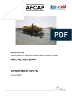 Surface Treatment Training Final Project Report