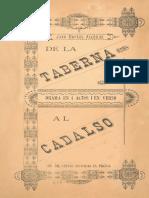 Juan Rafael Allende - De La Taberna Al Cadalso