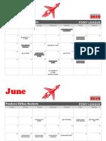 2019-pony-league-schedule