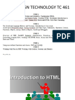 Introduction to HTML [Autosaved]