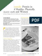 ACMS Import Proteina e TF Na Hipetrofia
