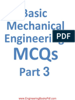Basic Mechanical Engineering MCQs Part 3