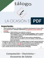 REVISTA LA OCASION STORE ABRIL.pdf