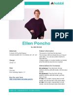 Ellen Poncho Us