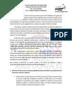 Propuesta Legislativa Jesus Gonzalez Trujillo, Pampan y Pampanito