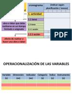 Comprensión - Perfil de Tesis de Proyecto Investigación