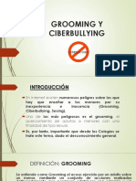 Grooming y Ciberbullying