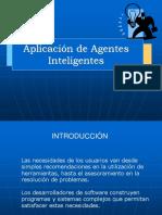Agentes Inteligentes APLICACIONES IA