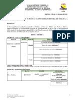 Edital 54 - 2019 - Local e Horrio Da Prova Didtica Do Edital 11 - Quadros 01 a 08