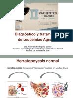 03 Diagnóstico y Tratamiento de Las Leucemias Agudas - Dra. Gabriela Rodríguez Macías