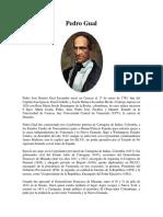 Biografia Pedro Gual