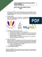 Proyecto LPII - Cuarto Ciclo - Final - 2018