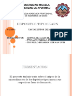 Depositos Tipo Skarn