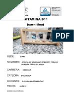 VITAMINA B11