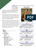 Simón Bolívar Convertido