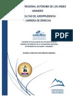 1.- Punto-la Caratula General de Derecho, Final
