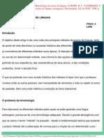 LEFFA, Vilson _ Metodologias do ensino de linguas
