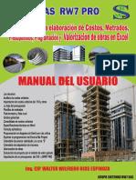 Manual Sistemas Rw7 Pro