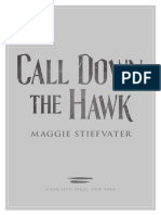 Call Down the Hawk Exclusive Excerpt