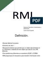 Presentación RMI