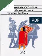 353298425 TODOROV La Conquista de America LIBRO PDF