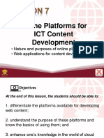 L7 Online Platforms for ICT Content Development.pptx