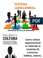 Cultura y Estructura de Las AD 1