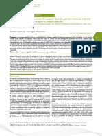 Evaluación de la descomposición de imágenes digitales, para la estimación indirecta de la turbidez en muestras de agua de cuerpos naturales