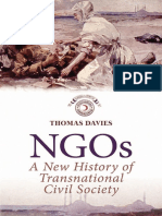 NGOs a New History of Transnation- DAVIS