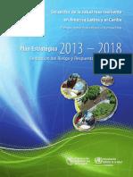 OPS PlanEstrategico2013 2018ReduccionDelRiesgoYRespuestaADesastres