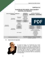 IDENTIFICACIÓN DE PELIGROS, EVALUACIÓN Y CONTROL DE RIESGOS