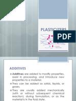 PLASTICIZERS (1)