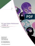 Secteur d'Activité Les Plus Touché Par l'IFRS 16