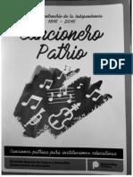 Cancionero Patrio