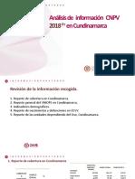 Cundinamarca 2018