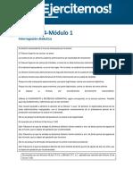 API 1 Procesal 4