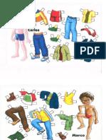 Niños Para Vestir
