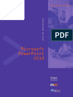 Guía de Aprendizaje PowerPoint